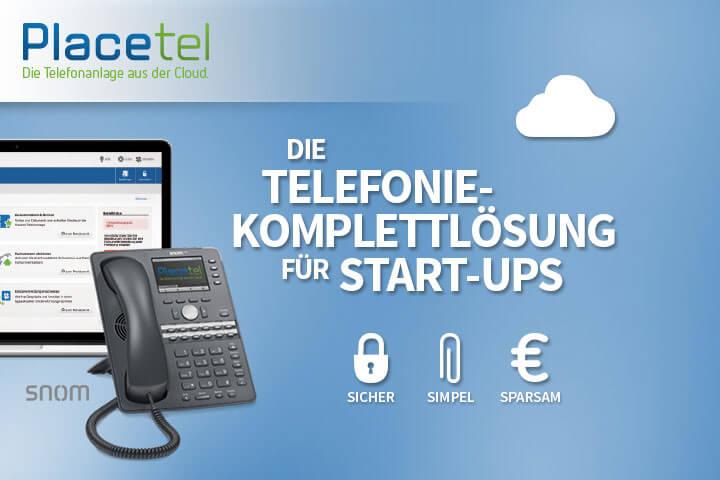 Flexibel bleiben und Kosten sparen mit Cloud-Telefonie von Placetel und snom