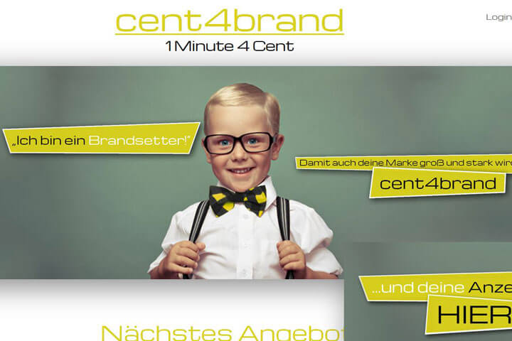 Cent4Brand, TeamGrid, Zaylo, Procurement.Land, LetterXpress