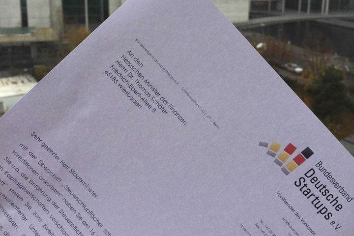 Offener Brief an den hessischen Finanzminister Schäfer