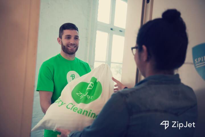 Wäschseservice Zipjet bekommt erneut Millionen