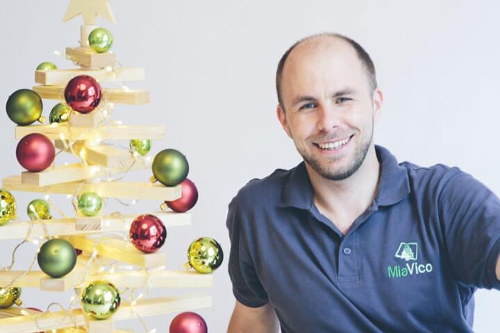 """""""Ein Bier mit dem Nikolaus wär' eine feine Sache"""""""