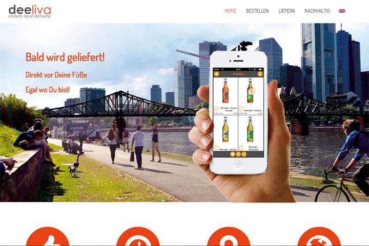 deeliva kommt als Marktplatz für Sofortlieferungen daher