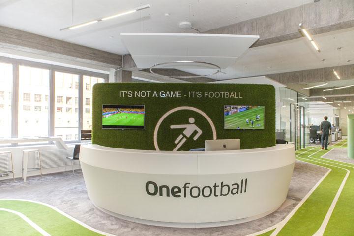 Investoren halten bereits 41,3 % an Onefootball