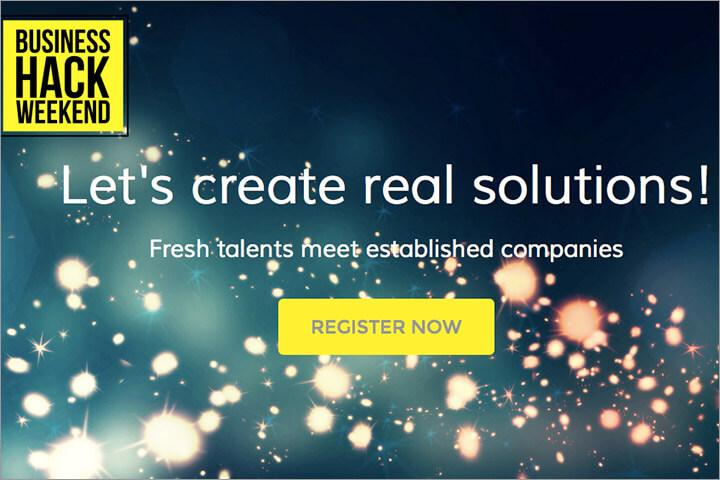 Business-Lösungen für Unternehmen in 54 Stunden
