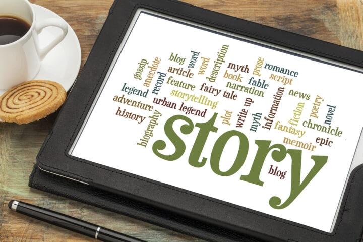 edgee: multimediales Storytelling leicht gemacht