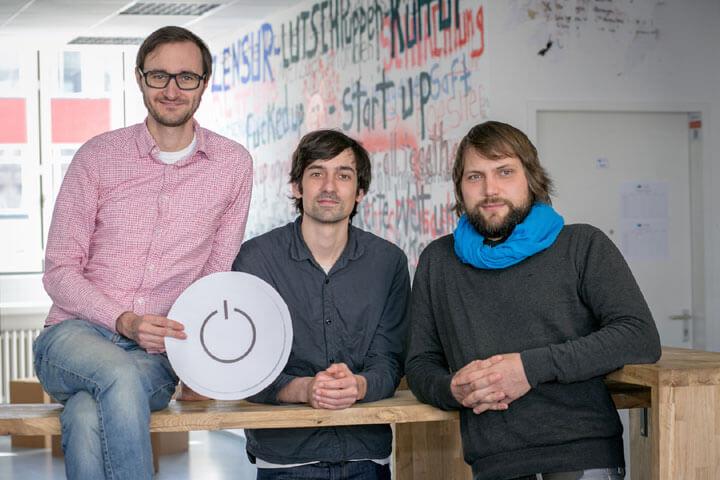 10 neue Start-ups sind bei Plug and Play dabei