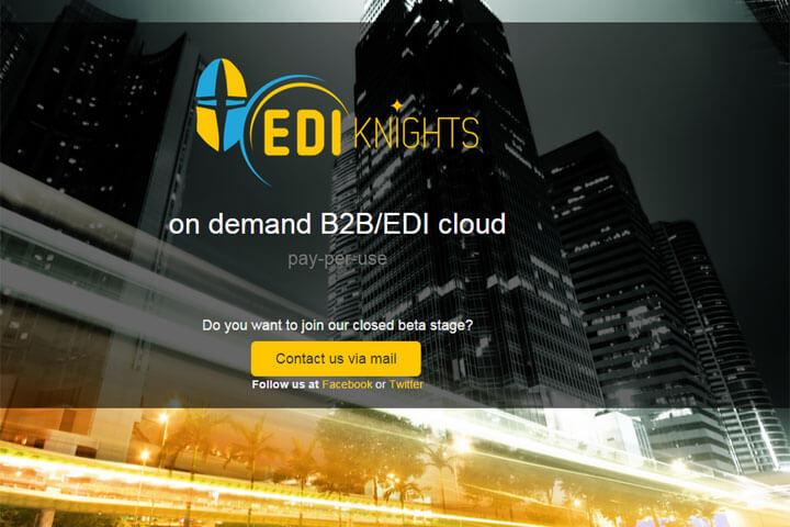 EDI Knight vereinfacht Datenaustausch für Unternehmen