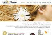 Bei Mix My Shampoo gibt es individuelle Bio Shampoos