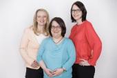 Drei Frauen, ein Tech-Start-up: Webdata Solutions