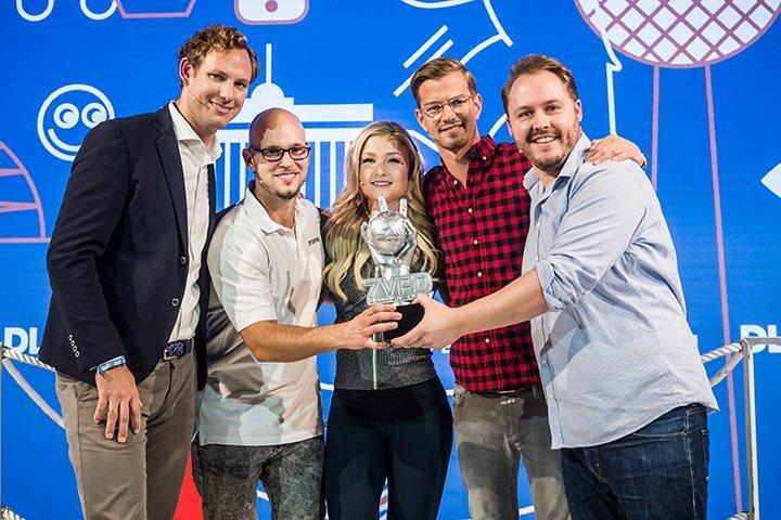 So startete Hafervoll mit einem Millionengewinn vom SevenVentures Pitch Day durch