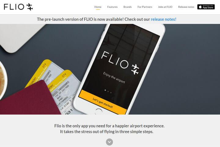 Flio will Menschen am Flughafen glücklich machen