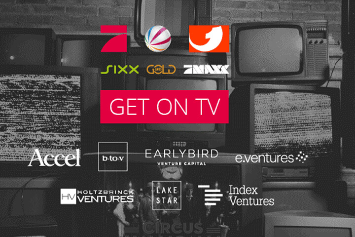 Startups im TV