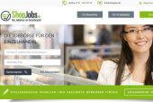 ShopJobs, Residendo, Èlanics, Anteilsmarkt, unverbluemt
