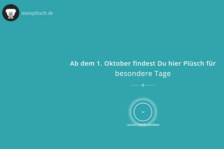 meinplüsch.de bietet Plüsch in Hülle und Fülle