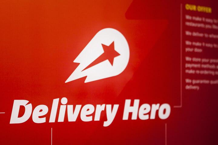 Delivery Hero fährt Vorjahresumsatz im ersten Halbjahr ein