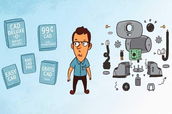 2D/3D CAD-System im Abonnement!