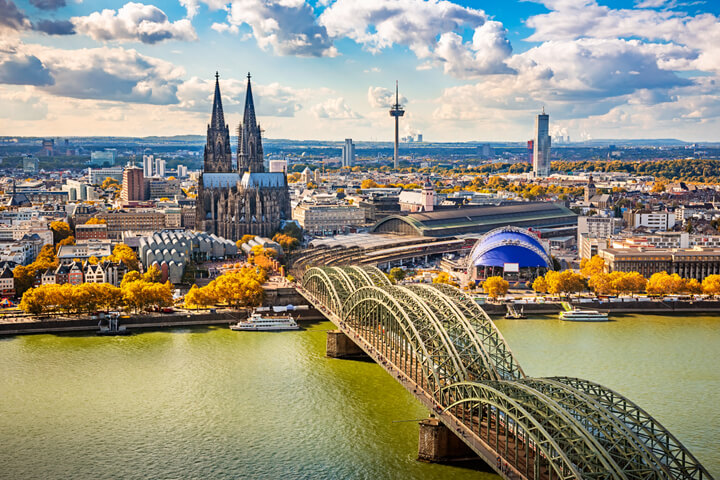 Gründertag, Pirate Summit, DMEXCO, DL Summit – angesagte Events in Köln