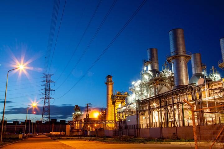 In Bremen steht ein kraftwerk für energiereiche Start-ups