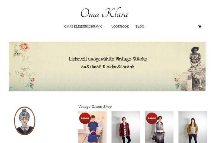 Oma Klara, Heybob, Tapetenprinz, gentsworld, searchin