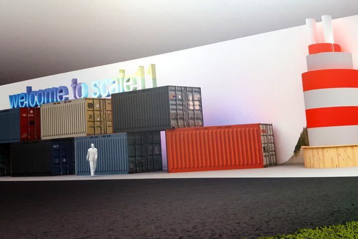 Scale11: Hannover verwandelt sich in einen Hochseehafen