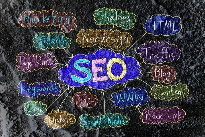 Viele Wege führen zur Google-Sichtbarkeit
