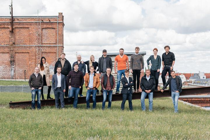 Erneut ziehen 6 Start-ups ins SpinLab in Leipzig