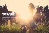 miwalk: Laufen wie 'Supermario' und Punkte sammeln