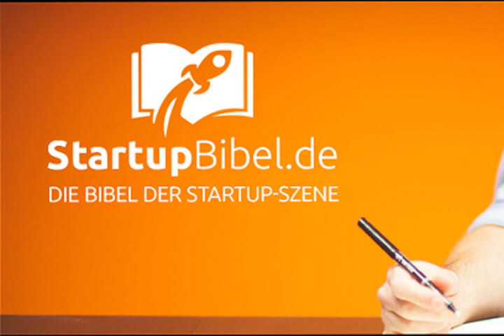 Ein Halleluja für Gründer – StartupBibel.de