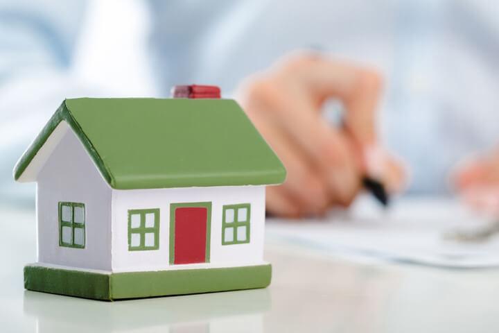 Ein Startup, das Anteile an Wohnimmobilien kauft
