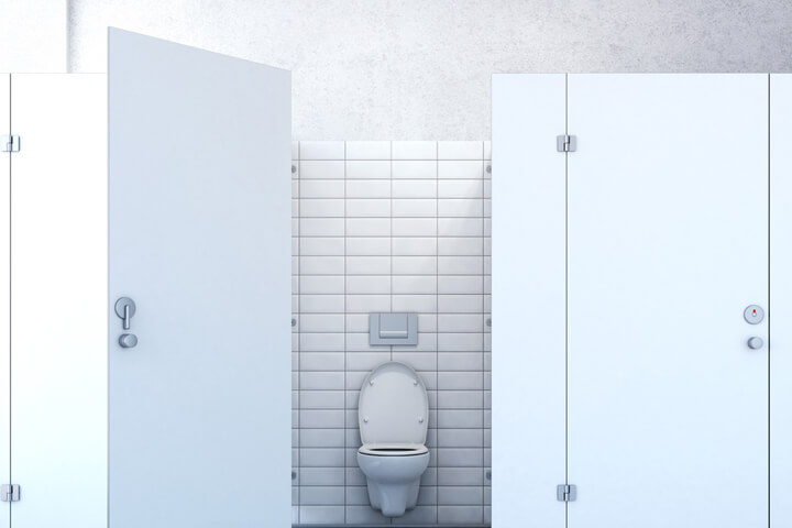 Zur Not pitcht man sein Start-up halt auf der Toilette