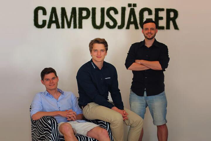 Campusjäger und Kanzlei-Job jagen – Blue Chilli schmeckt