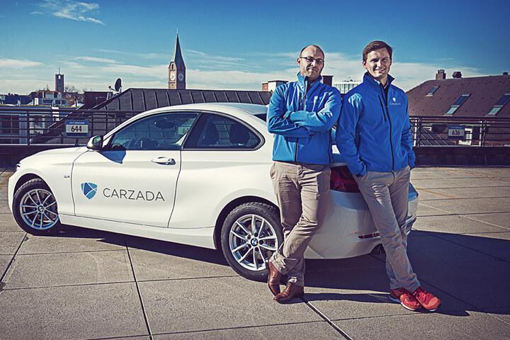 Bigpoint-Gründer Hubertz investiert in carzada