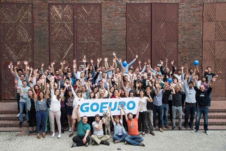GoEuro sammelt 70 Millionen Dollar ein