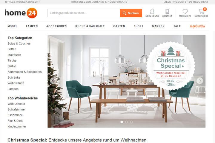Home24 Trennt Sich Kurz Vorm Fest Von Mitarbeitern Deutsche