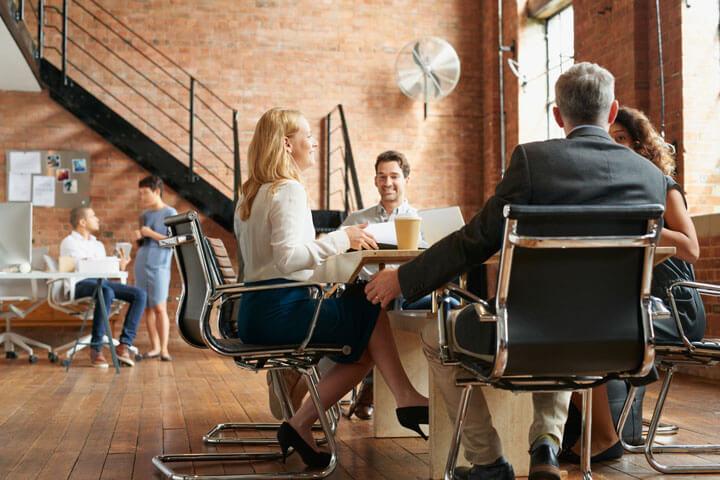 Eine Vergleichsplattform für Coworking-Spaces