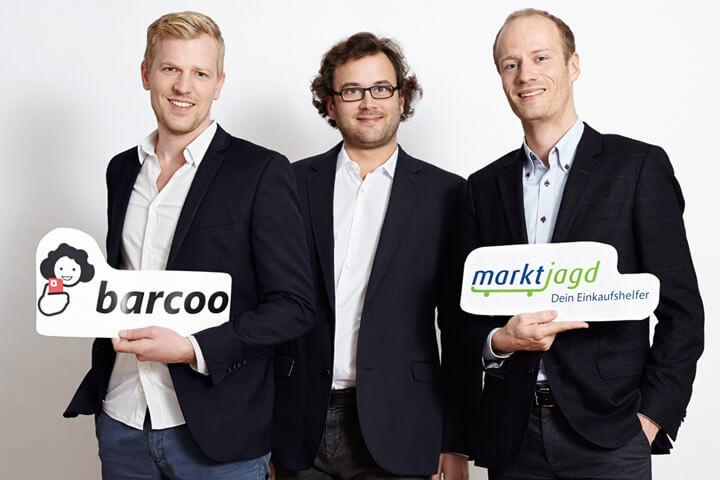 App trifft Prospekt: barcoo und Marktjagd fusionieren