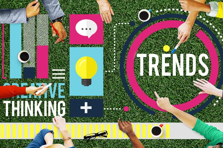 4 Trends, die uns dieses Jahr maßgeblich begleiten werden