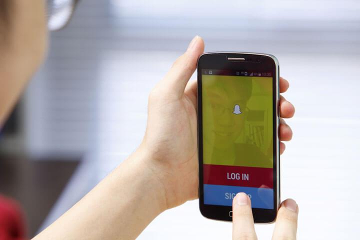 Snapchat: So gelingt der Einstieg garantiert