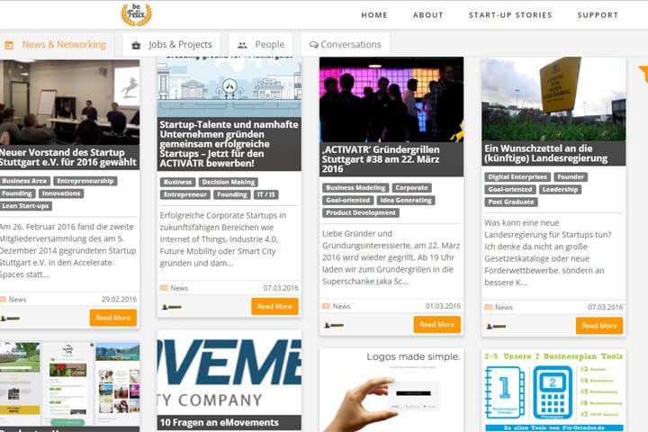 beFelix – ein Business-Navigator für Unternehmer