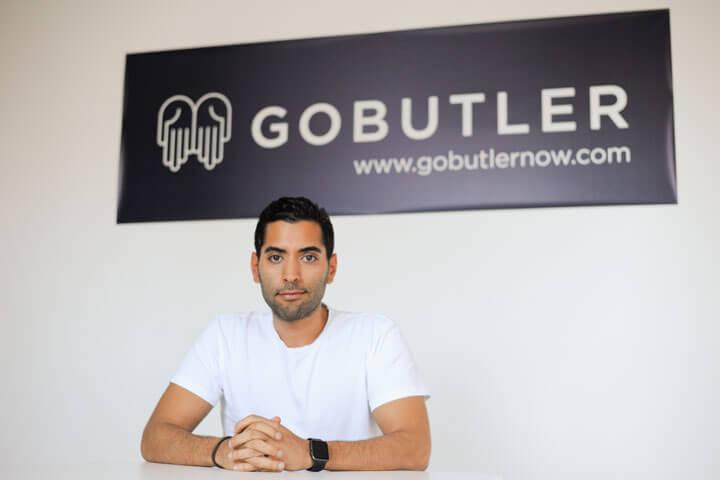 #EXKLUSIV GoButler-Gründer wandelt mit Corner auf den Spuren von goPuff