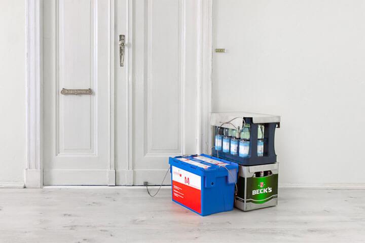 Lockbox holt sich Geld für die Expansion von Trinkkiste