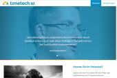 timetech io digitalisiert Unternehmensprozesse aller Art