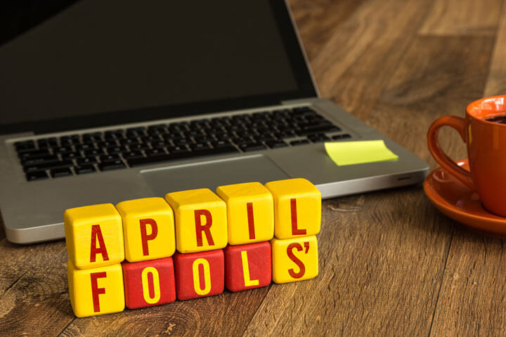 5 Aprilscherze, über die wir richtig gelacht haben