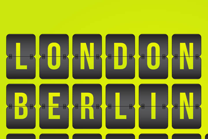 London vs. Berlin: Ein Kampf um die Startup-Krone