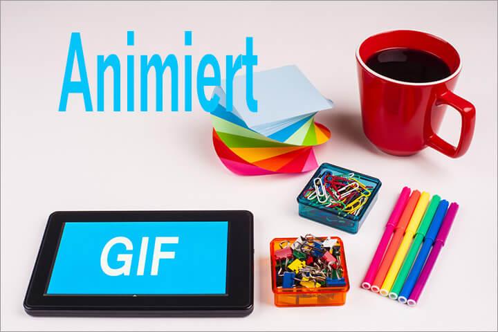 Animierte Gifs: Mit diesen Tools wird jeder zum Gif-Master