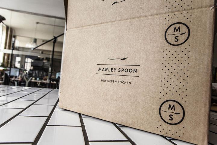 Marley Spoon: Nur 611.000 Euro Umsatz – in Deutschland
