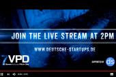 Live! 6 Start-ups kämpfen jetzt um 3 Millionen Euro