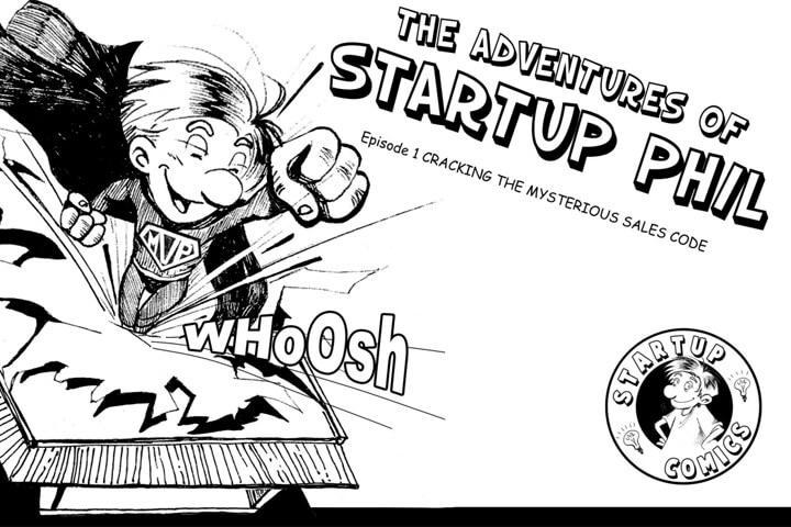 Vergesst Spider-Man und Co! Jetzt kommt Startup Phil!