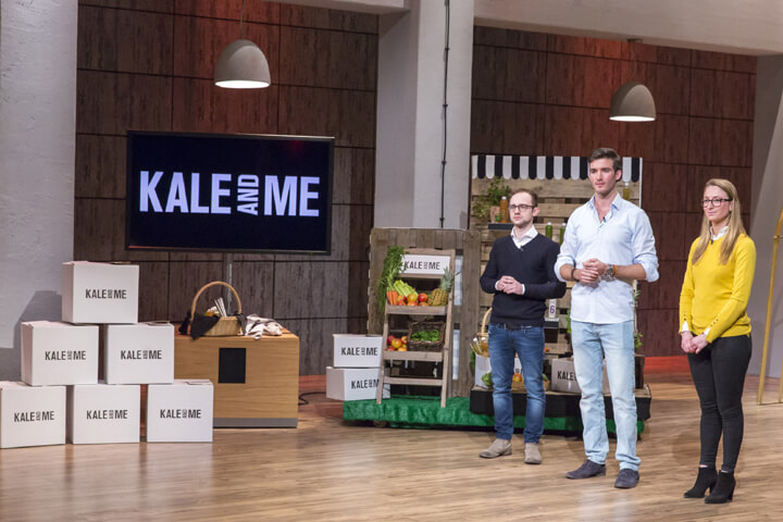 Kale&Me: Grünkohleis und sexy Säfte