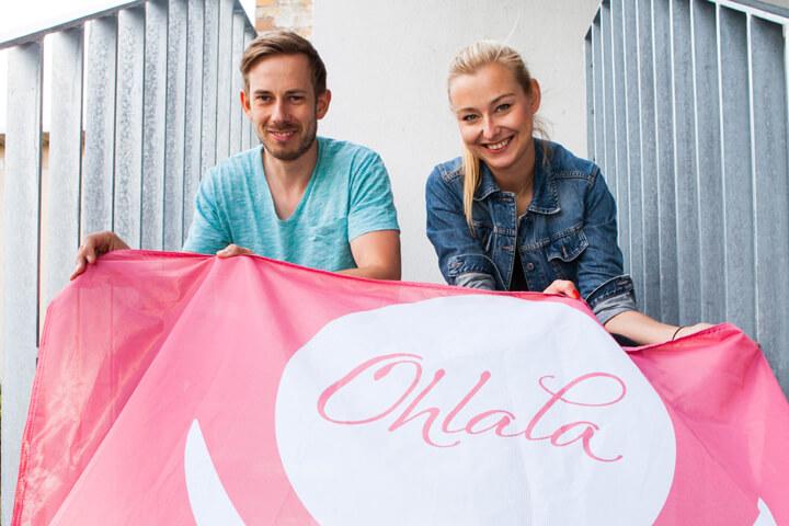 Ohlala! Pia Poppenreiter kauft Investoren raus